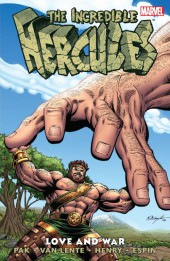 The incredible Hercules (2008) -INT04 a- Love and war