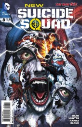 New Suicide Squad (2014) -8- Defective