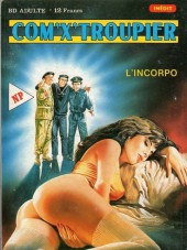Com'X'Troupier (Novel Press) -1- L'incorpo