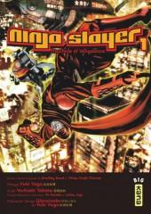 Ninja slayer  -1- Machine of vengeance