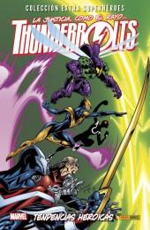 Colección Extra Superhéroes - Thunderbolts -4- Tendencias heroicas