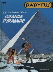 Papyrus -21b01- Le talisman de la grande pyramide
