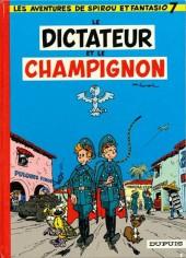 Spirou et Fantasio -7f87- Le dictateur et le champignon