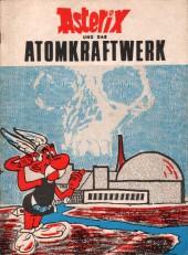 Astérix (Autres) -2All- Asterix und das Atomkraftwerk