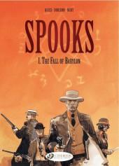 Spooks -1- The fall of Babylon