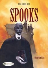 Spooks -2- Century club