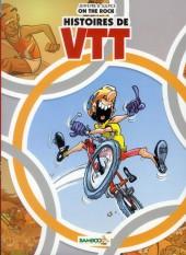 Histoires de VTT -1c12- On the rock
