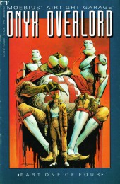Onyx Overlord (1992) -1- Armjouth...