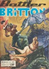 Battler Britton (Imperia) -306- Porté manquant