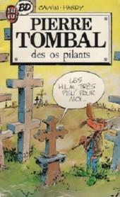 Pierre Tombal -4Poch- Des os pilants