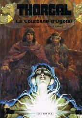 Thorgal -21b12- La Couronne d'ogotaï