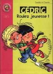 Cédric (Bibliothèque rose) -41424- Roulez jeunesse !