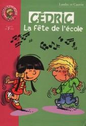 Cédric (Bibliothèque rose) -31423- La fête de l'école