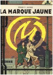 Blake et Mortimer -6c13a- La marque jaune