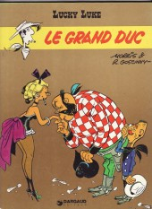 Lucky Luke -40a74- Le grand duc