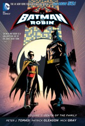 Batman and Robin (2011) -INT03- Death of the family