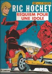 Ric Hochet -16b87- Requiem pour une idole