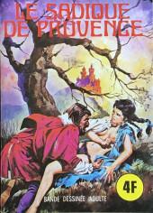 Série Jaune (Elvifrance) -37- Le sadique de provence