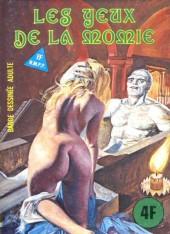 Série Jaune (Elvifrance) -42- Les yeux de la momie