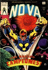 Selecciones Marvel (Vol.1) -42- Nova: ¡Los Nuevos Campeones!