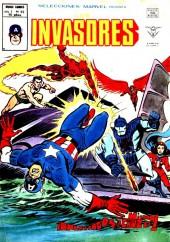 Selecciones Marvel (Vol.1) -45- Los Invasores: ¡Aplastados por la Cruz de Hierro!