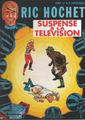 Ric Hochet -7a87- Suspense à la télévision