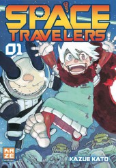 Space Travelers -1- Tome 1