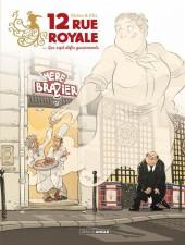 12 rue Royale ou les Sept Défis gourmands