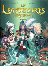 Les légendaires - Origines -4- Shimy