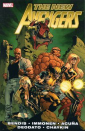 New Avengers (The) (2010) -INT02a- New Avengers by Bendis vol. 2
