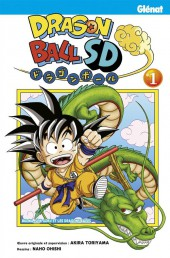 Dragon Ball SD -1- Tome 1