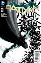 Batman (2011) -44- A simple case