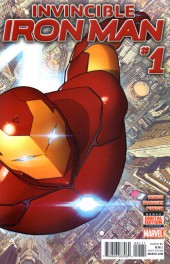 Invincible Iron Man (2015) -1- Another Stark Innovation
