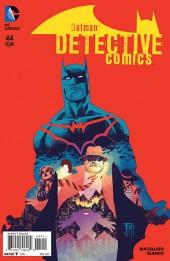 Detective Comics (2011) -44- Goodbyes