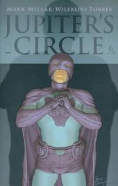 Jupiter's Circle (2015) -6- Issue 6