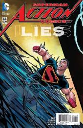 Action Comics (2011) -44- Hard truth - Part 4