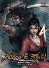 Blood & Steel -4- Tome 4