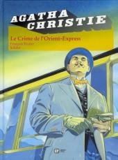Agatha Christie (Emmanuel Proust Éditions) -4b2010- Le crime de l'Orient-Express