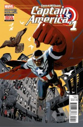 Captain America: Sam Wilson (2015) -1- Hand in your Shield
