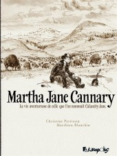 Couverture de Martha Jane Cannary - Tome INT