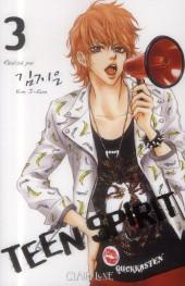 Teen Spirit -3- Tome 3