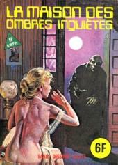 Série Jaune (Elvifrance) -60- La maison des ombres inquiètes