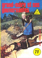Série Jaune (Elvifrance) -71- Grand-mère et ses gouvernantes