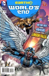 Earth 2: World's End (2014) -3- Furies