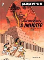 Papyrus -8a96- La métamorphose d'Imhotep