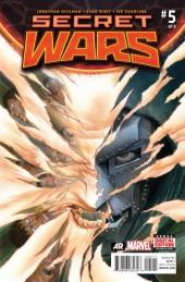 Secret Wars (2015) -5- Owen Reece Died For Our Sins