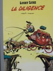 Lucky Luke -32TL- La Diligence