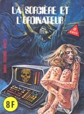 Série Jaune (Elvifrance) -89- La sorcière et l'ordinateur