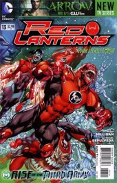Red Lanterns (2011) -13- Eyes Without A Face