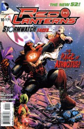 Red Lanterns (2011) -10- Two Lanterns